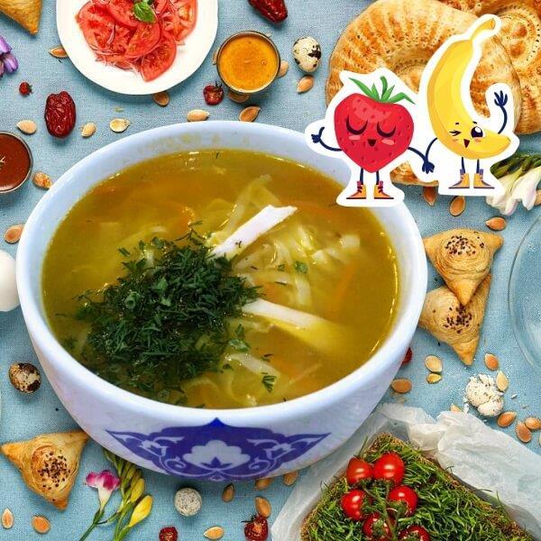 Суп Курочка Ряба